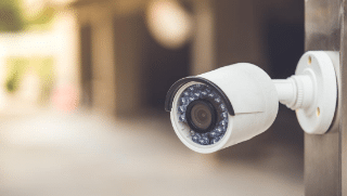 CCTV will help garage security