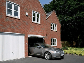 Garage Doors Kings Lynn supply Garador Carlton garage doors