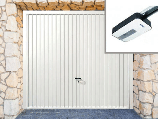 Novotherm Thornby garage door